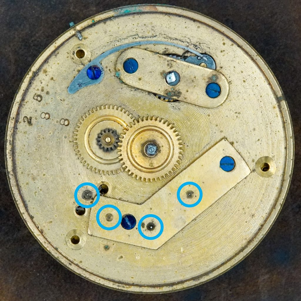 Under the Dial - Waltham Model 1857 P.S. Bartlett Movement