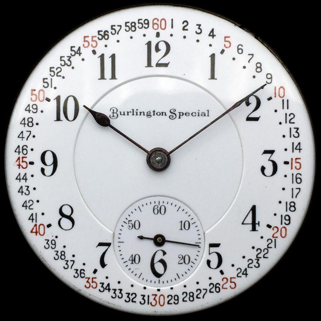 Burlington Special Montgomery Dial, c.1914